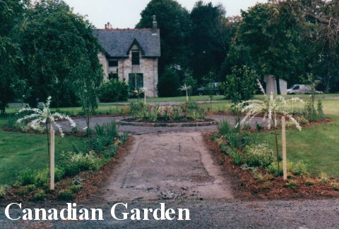 The Canadian Garden